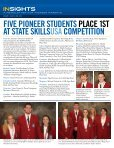 Insights June 2012 Volume X, Issue 3 - Pioneer Career ... - Page 2