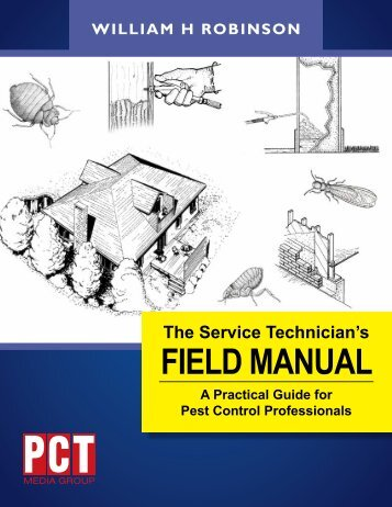 table of contents - Pest Control Technology