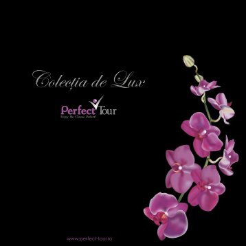 Catalog Lux - Romana 2010 - Perfect Tour
