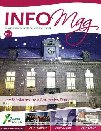 Info Mag n°19 - Baume-les-Dames