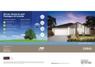 mirvac house & Land Packages all include: - Domain.com.au