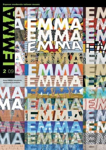 EMMA-lehti 2/2009