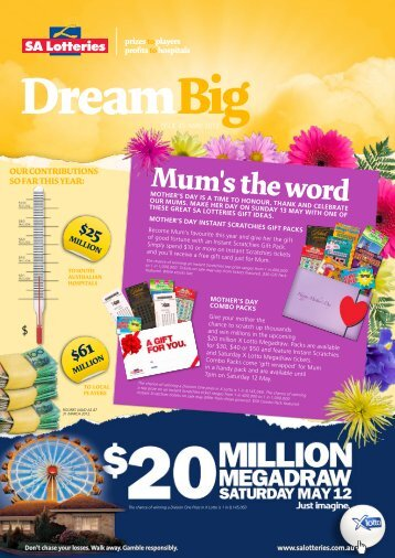 Issue 45 - May 2012 - SA Lotteries