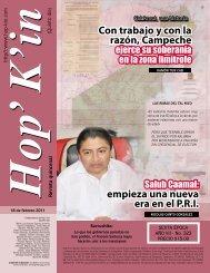 Con trabajo y con la razón, Campeche empieza una nueva era en el ...