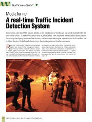A real-time Traffic Incident Detection System - Citilog