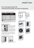 Serie AEP, AFH - Seite 2