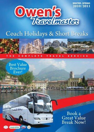 2010/2011 - Owens Travel