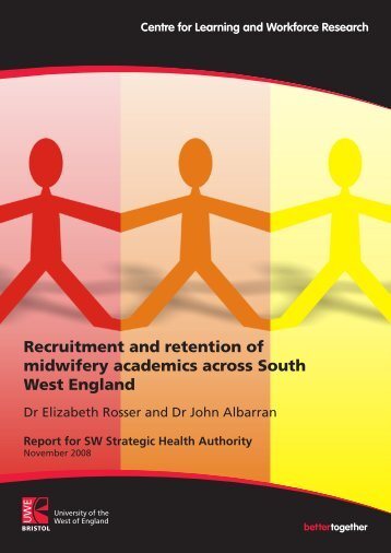 Recruitment and retention of midwifery academics across South ...