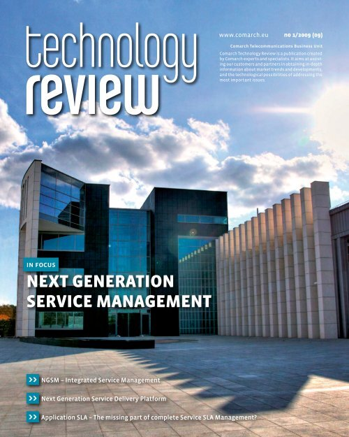 Technology Review Comarch