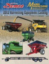 Grain Handling Catalog - demco-products