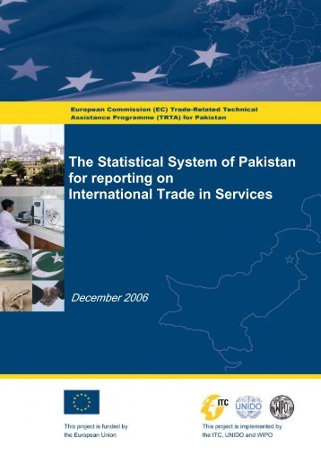 The Statistical System of Pakistan for reporting on ... - TRTA i