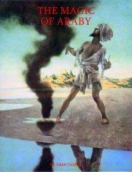 THE MAGIC OF ARABY - Liber Fanatica
