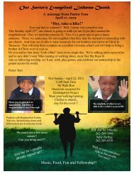 Weekly Announcements 4-17-12 Pg4.pub - Our Savior's Evangelical ...