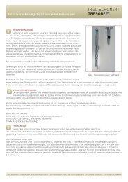 tresorverankerung-tipps von www.tresore.net - Ingo Schonert Tresore