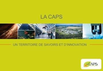 présentation de la CAPS - Ville de Palaiseau