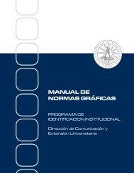MANUAL DE NORMAS GRÁFICAS - Universidad de Magallanes