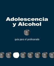 Adolescencia y Alcohol. Guía para el profesorado. - Fundación ...