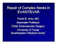 Complex Necks