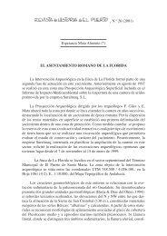 2-el asentamiento romano pag 11 a 52.indd - Revista de Historia de ...