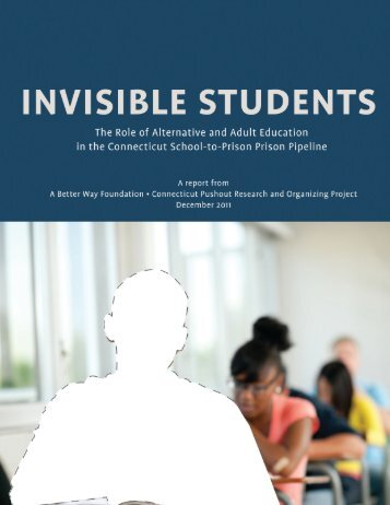 Invisible Students - Center for Children's Advocacy