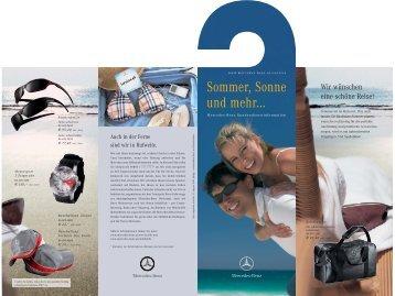 Spiegelanhänger (Page 5 - 8) - Mercedes Benz