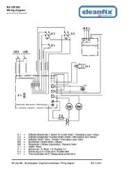 RA 320 IBC Wiring diagram