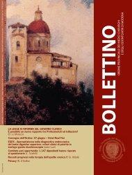 Maggio - Giugno 2009 (pdf - 2.2 MB) - Ordine Provinciale dei Medici ...