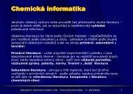 LIS - 11. pøednáıka - CoNet