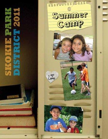 Summer Camp 2011 - Skokie Park District