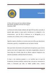 Galleguidad - Secretaría Xeral da Emigración - Xunta de Galicia