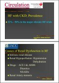 Management of Heart Failure with Renal insufficiency - Page 3