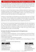 Flyer Download - Die Linke - Kreisverband Herzogtum Lauenburg - Page 2