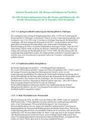 Plenarsitzung vom 12. - 14. Dezember 2012 - Mike Mohring
