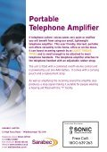 portable telephone amplifier - Page 2