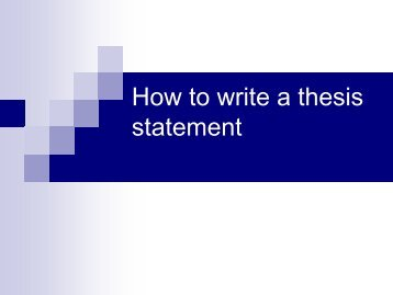 Writing presenting your thesis dissertation pdf