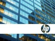 Nina Lytton, president, Open Systems Advisors - HP Integrity ...