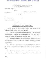 Case 5:12-cv-04046-KHV-JWL- Document 20-1 Filed 05/18/12 ...