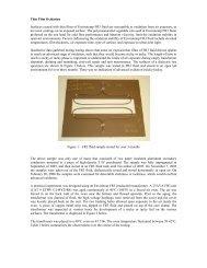 Thin Film Oxidation - SPX Transformer Solutions