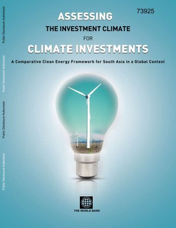 World Bank Document - Low Emissions Asian Development