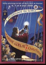La messe Cœur de la chrétienté - Notre-Dame de Chrétienté