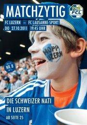 Ausgabe 8 - FC Luzern