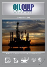 Product Brochure - Oilquip Limited