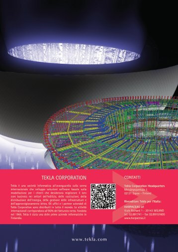 TEkLA CORpORATION - Harpaceas srl
