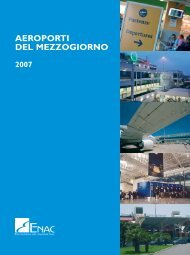 AEROPORTI DEL MEZZOGIORNO - Oltre l'Occidente