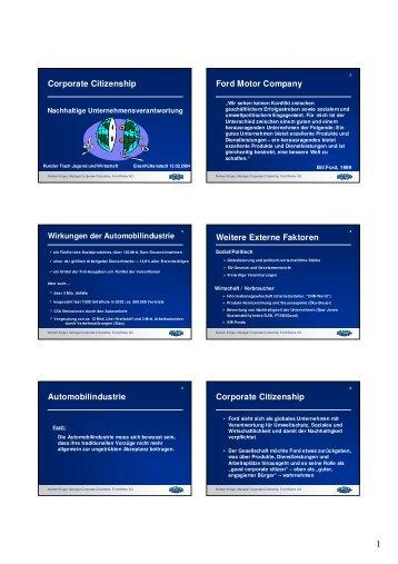 Download Präsentation Ford - Runder Tisch Jugend und Wirtschaft