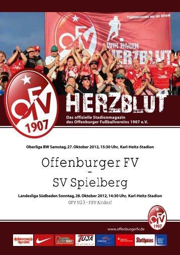 Medienpartner - Offenburger FV