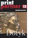 Print Partner 13 Opakowania - Vidart