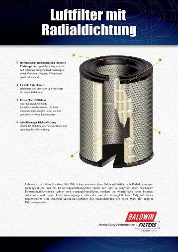 Form 332-G - Baldwin Filters