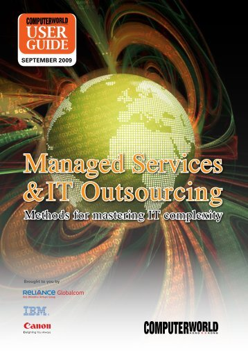 Managed Services &IT Outsourcing - enterpriseinnovation.net