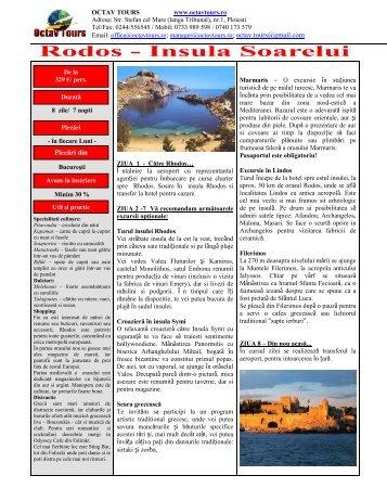 RODOS-AVION 2012- GARANTII.pdf - Octav Tours